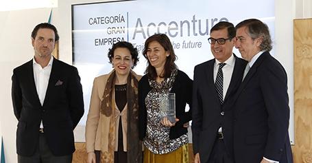 Premio impulso juvenil 2019 Accenture