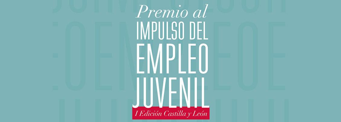 Premio Impulso Empleo Juvenil Castilla Y León