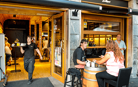 Bar Plaza Unamuno