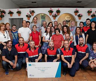 Asociación Funlabor ha recibido ayuda de Fundación Mahou San Miguel