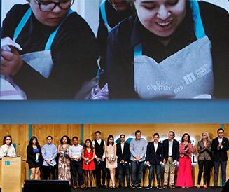 Clausula IV edicion Madrid de Creamos Oportunidades Hostelera