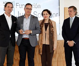 Fundación Juan Soñador recoge el Premio Impulso Empleo Juvenil