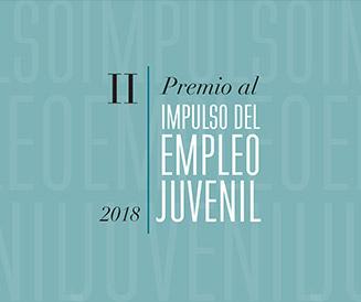 II Premio al Impulso del Empleo Juvenil