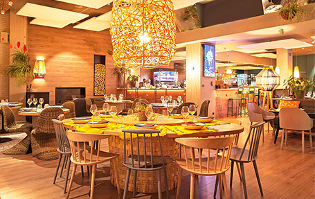 Restaurante Bicai Madrid