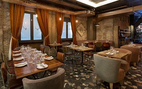 Restaurante Dingo Madrid