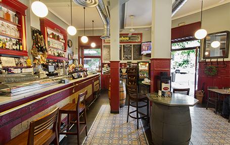 Restaurante cervecería El Greco Madrid