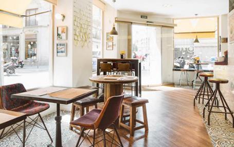 Restaurante Esplore Madrid