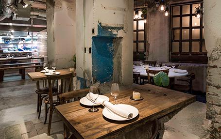 Restaurante Fismuler Madrid