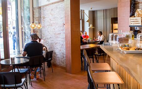 Restaurant Sucursal Aceitera Barcelona