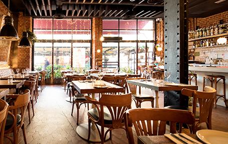 Restaurante La Mucca Madrid