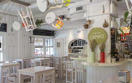Restaurante Mama Campo Madrid