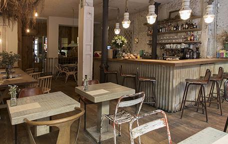 Restaurante Maricastaña Madrid