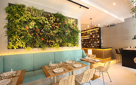 Restaurante Ornella Madrid