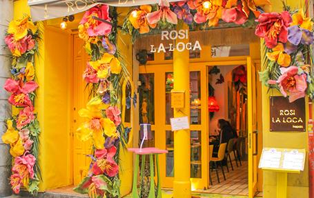 Rosi La Loca Taberna Madrid
