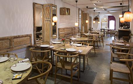Restaurante TriCiclo Madrid
