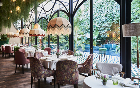 Restaurante Amazonico Madrid