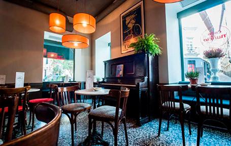 Café Nuncio Madrid