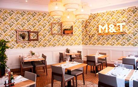Restaurante Mar y Tierra Madrid