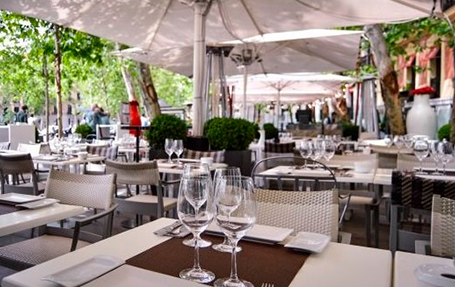 Restaurante Ramses Madrid