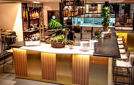 Restaurante Rooster Madrid