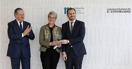 Premios Impulso Juvenil 2018 Gran Empresa